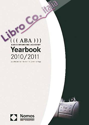 Audio Branding Academy Yearbook, 2010/2011