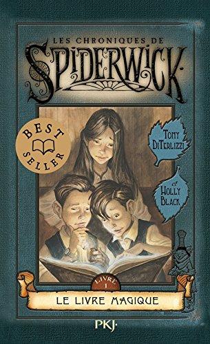 Les Chroniques De Spiderwick, Tome 1 : le Livre Magique: 01