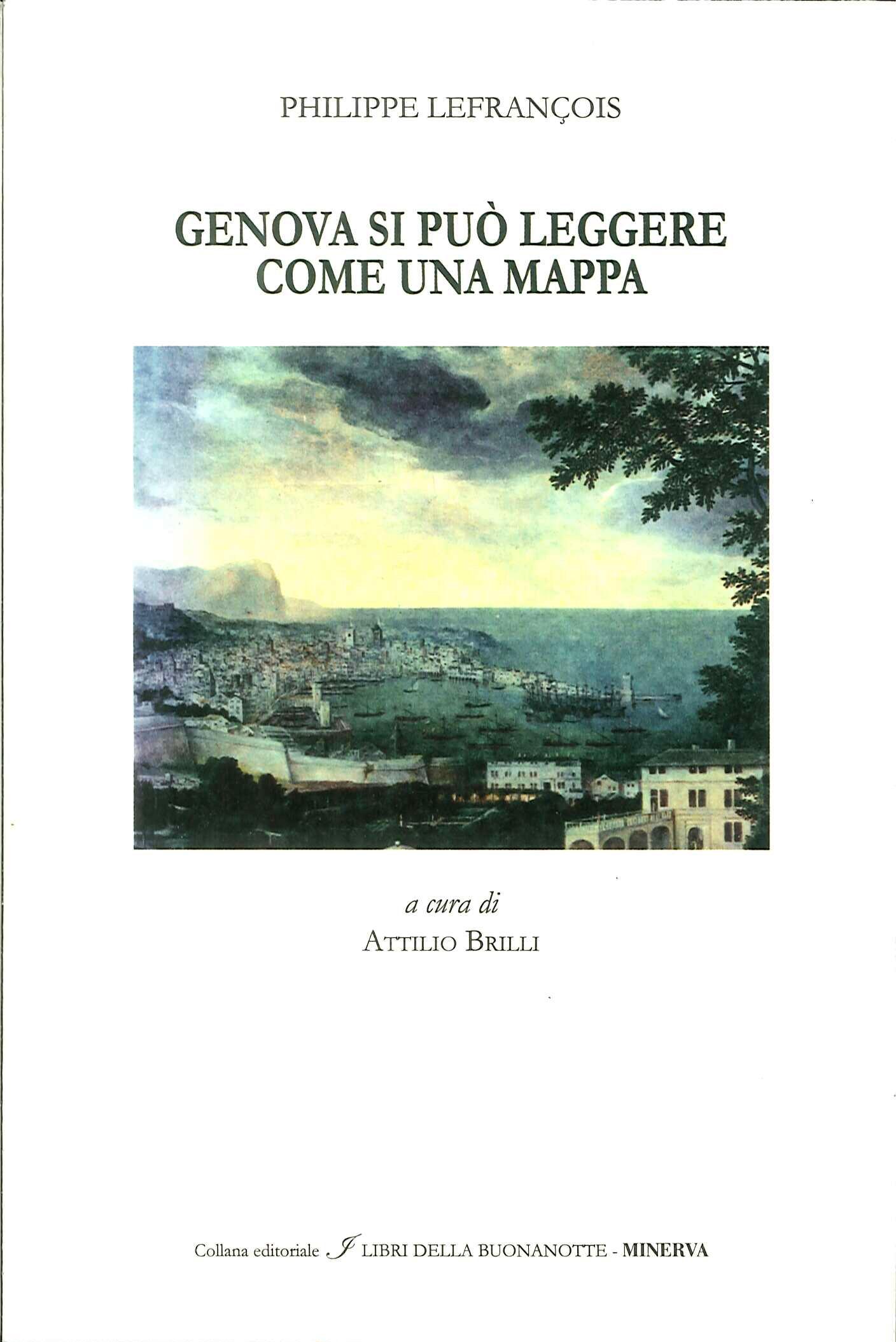 Si può leggere Genova come una mappa