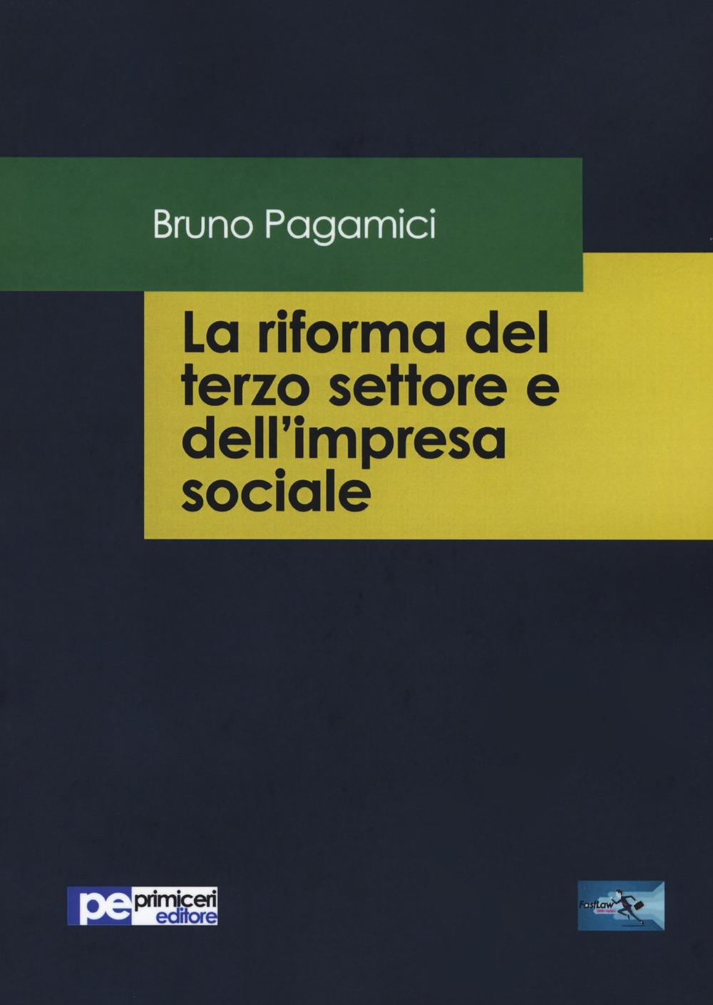 La riforma del terzo settore e dell'impresa sociale