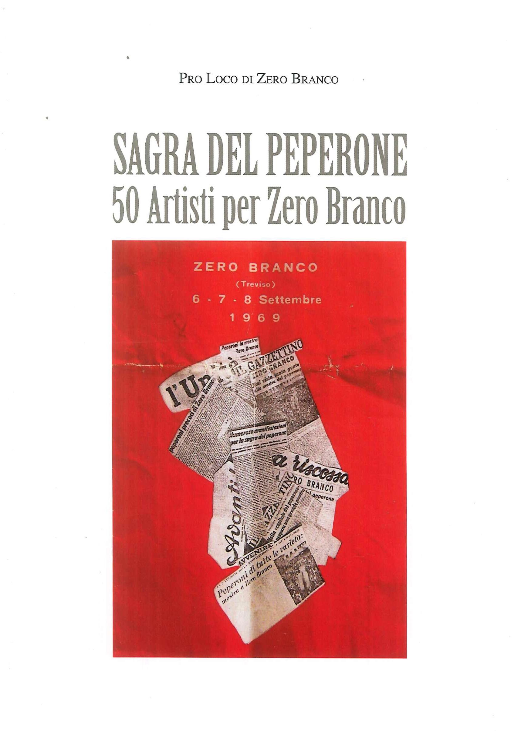 Sagra del peperone. 50 artisti per Zero Branco
