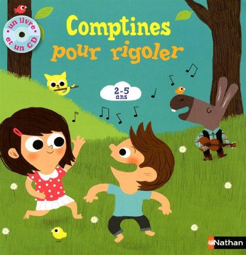 Comptines Pour Rigoler (1CD Audio)