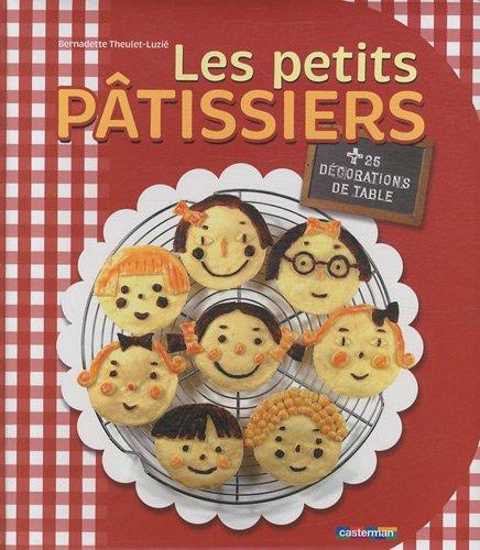 Les petits pâtissiers +25 décorations de table