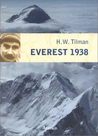 Everest 1938