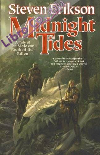 Midnight Tides: Book Five of the Malazan Book of the Fallen