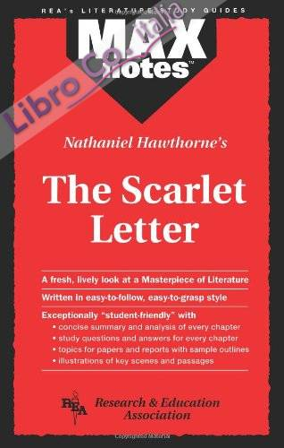 Max Notes - the Scarlet Letter