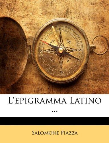 L'Epigramma Latino ...