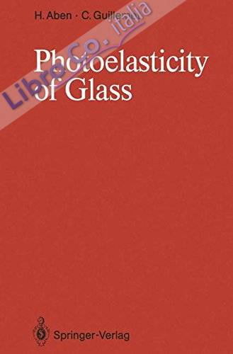 Photoelasticity of Glass