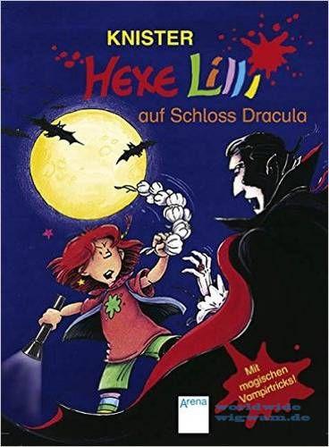 Hexe Lilli 13. Hexe Lilli Auf Schloss Dracula: Mit Gruseligen Zaubertricks!