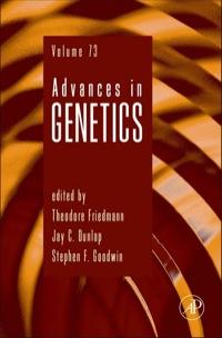 Advances in Genetics: 73