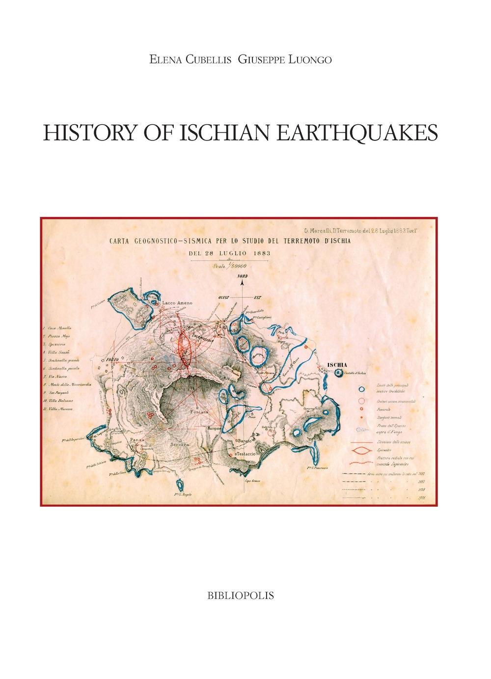 History of Ischian earthquakes