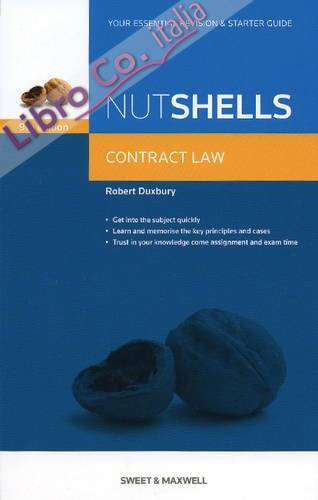 Nutshells: Contract Law Revision Aid and Study Guide (Nutshell)