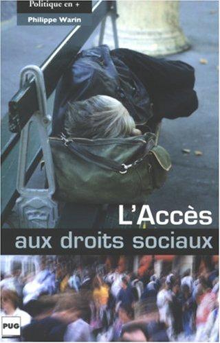 L'Accès aux droits sociaux