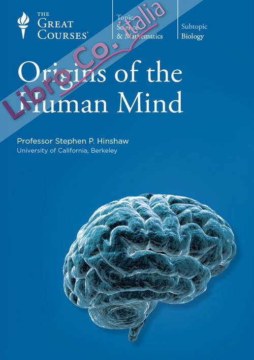 Origins of the Human Mind DVD the Great Courses