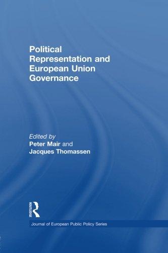 Political Representation and European Union Governance