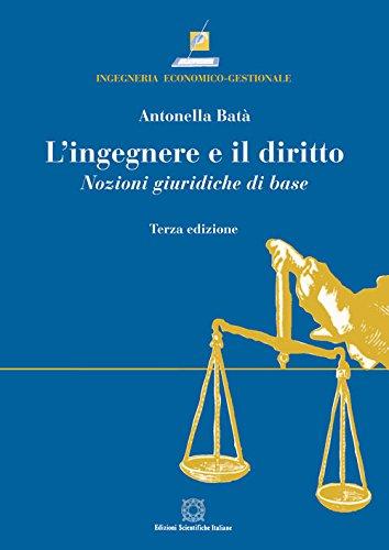 L'ingegnere e il diritto