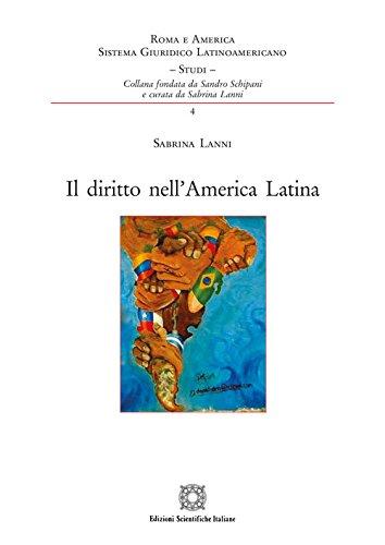 Il diritto nell'America latina