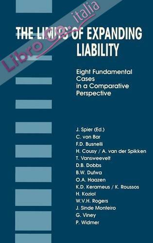 The Limits of Expanding Liability: Eight Fundamental Cases in a Comparative Perspective