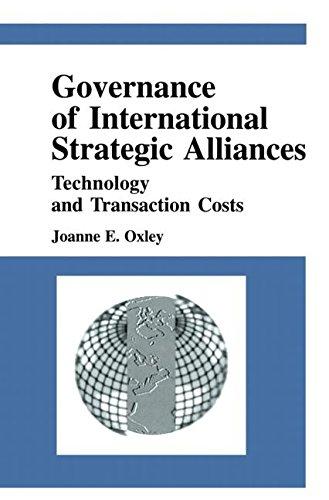 Governance of International Strategic Alliances: Technology and Transaction Costs
