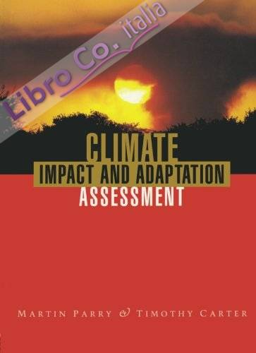 Climate Impact and Adaptation Assessment: the Ipcc Method