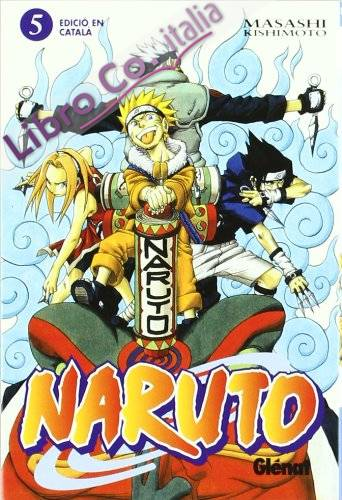 Naruto Catalan 05 (Comic)