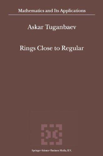 Rings Close To Regular
