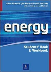 Energiser Italian. Workbook + 2 Students'book + CD Audio. per le Scuole Superiori