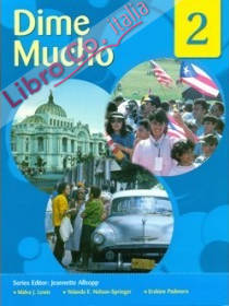 Dime Mucho: Student'S Pack 2 (Student'S Book & Audio-CD)