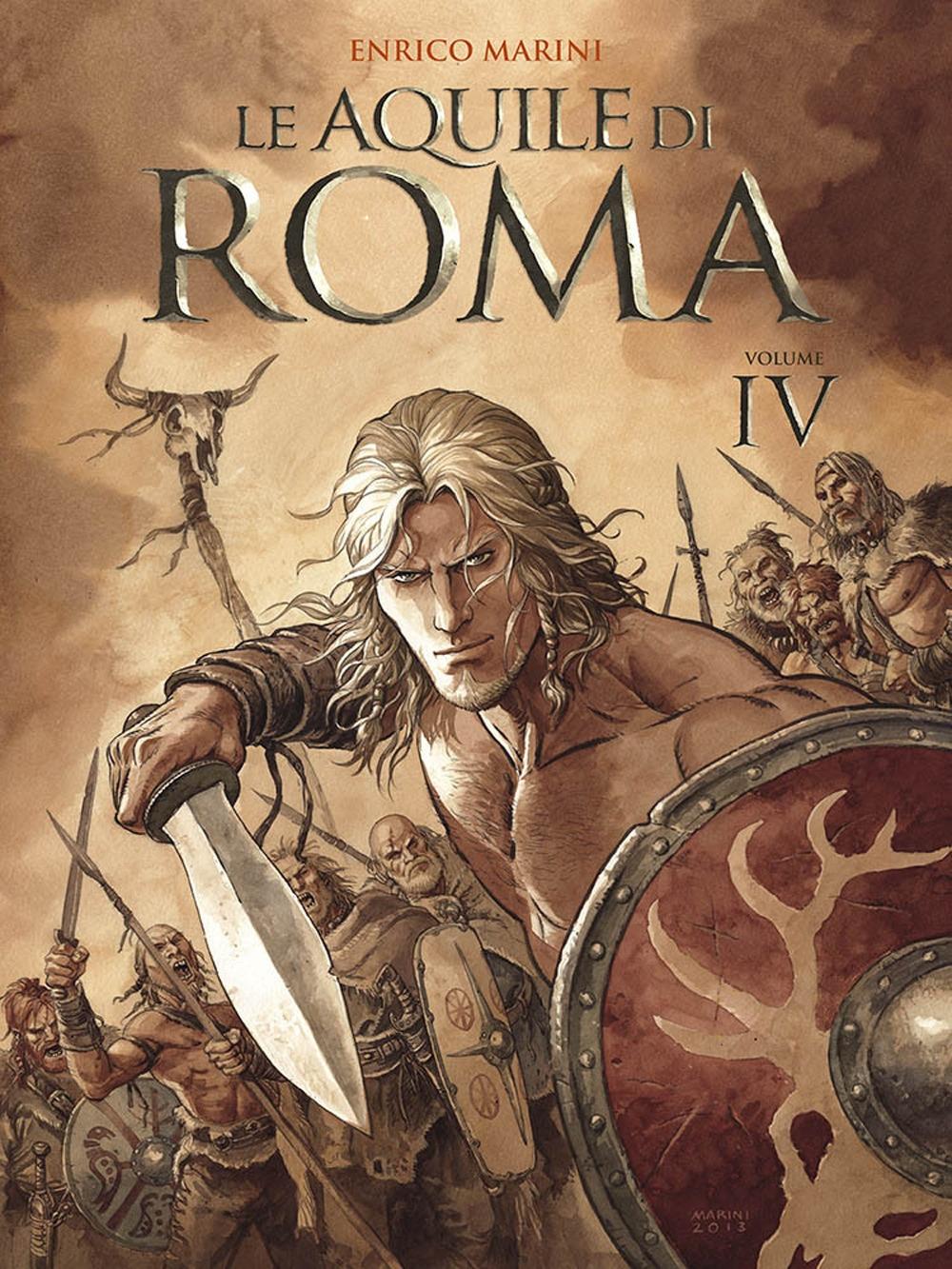Le aquile di Roma. Vol. 4
