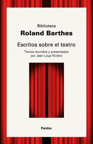 Escritos Sobre El Teatro