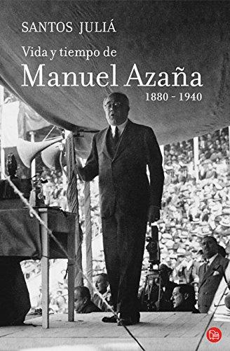 Vida Y Tiempo De Manuel Azaña Fg