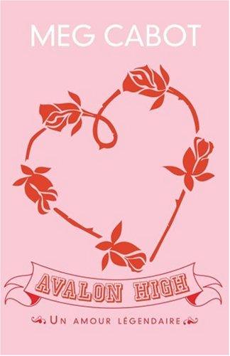 Avalon High : un Amour Légendaire