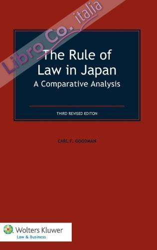 The Rule of Law in Japan: a Comparative Analysis