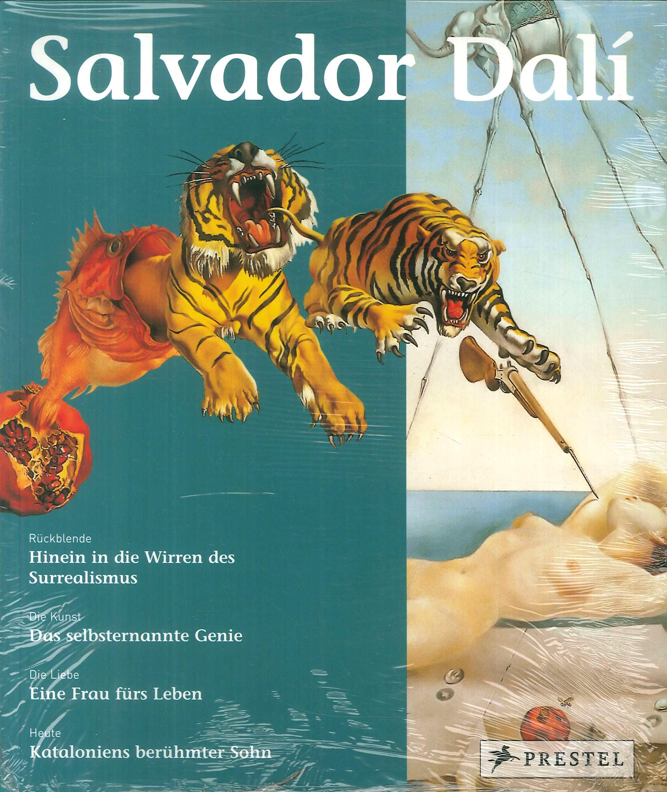 Living_art. Salvador Dalí