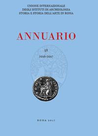 Annuario (2016-2017). Vol. 58