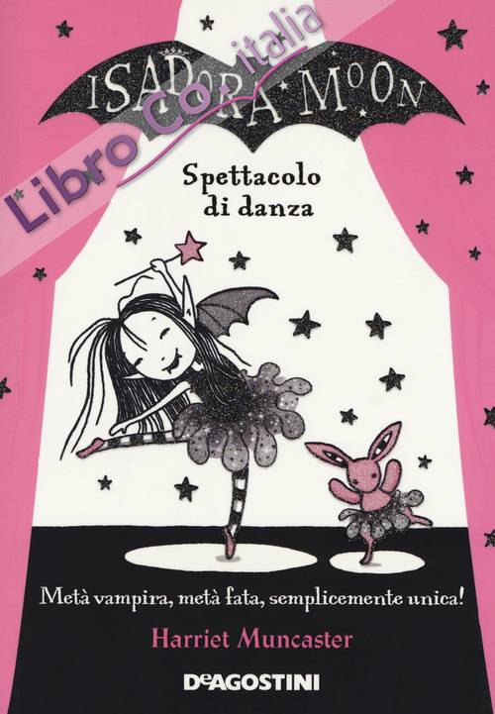 Spettacolo di danza. Isadora Moon