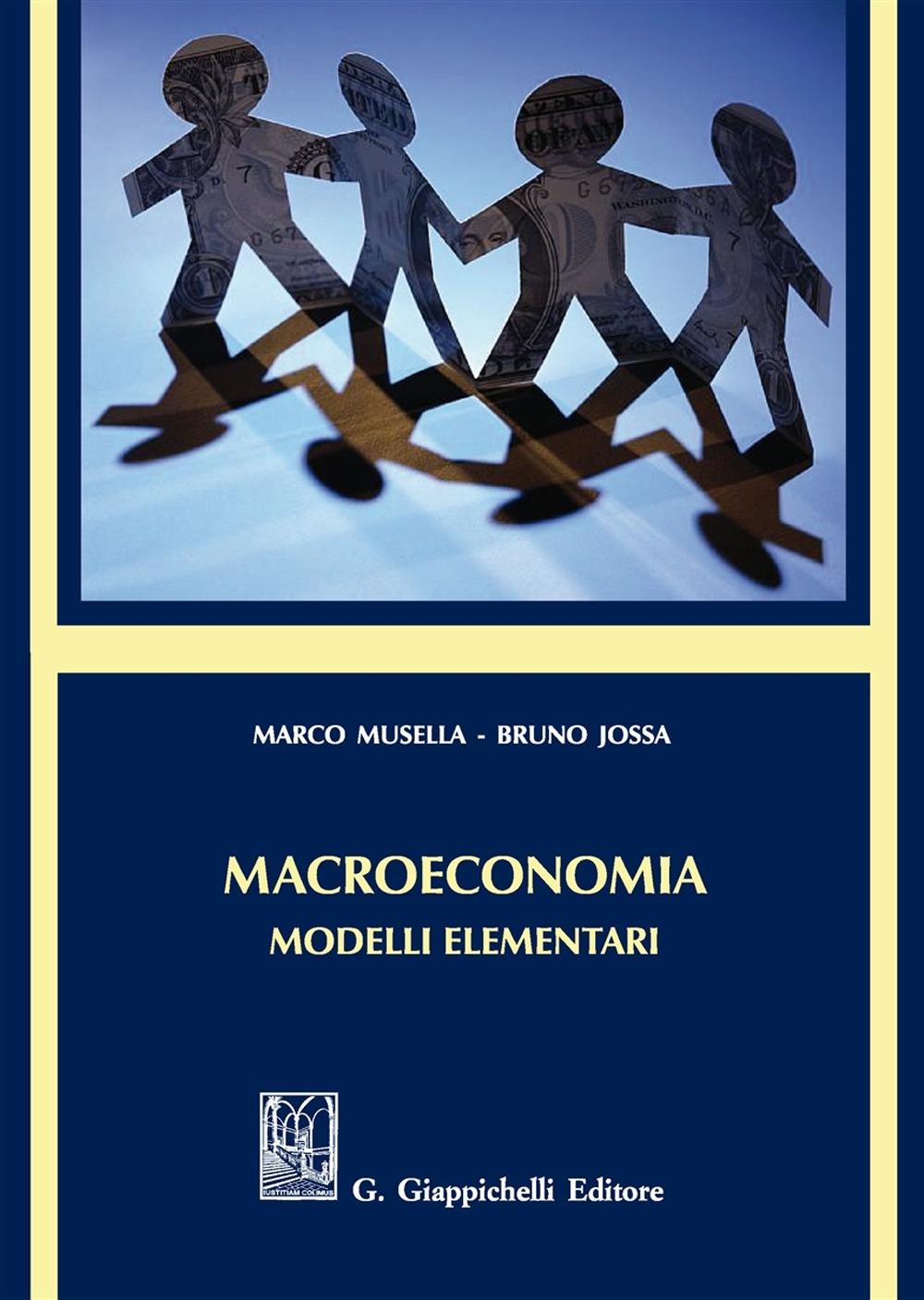 Macroeconomia. Modelli elementari