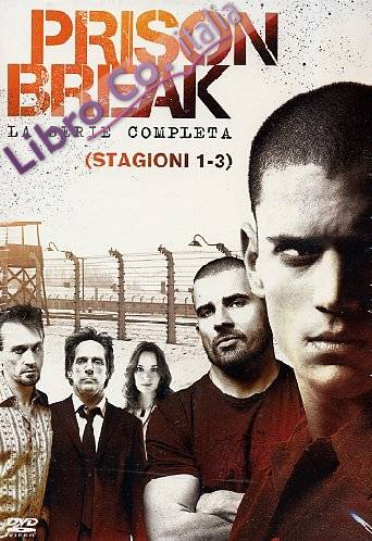 Prison Break stagione 01-03