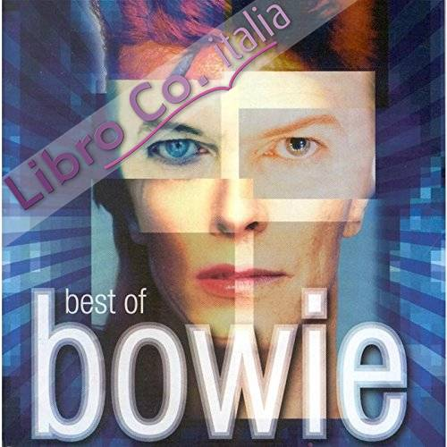 David Bowie e Mick Jagger. Best of Bowie Mexico