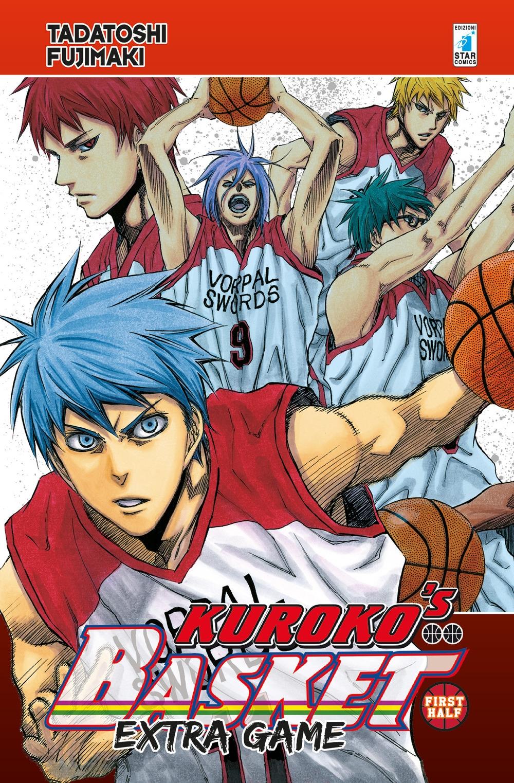 Kuroko's basket. Extra game. Vol. 1