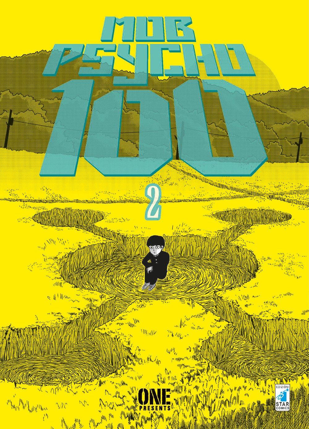 Mob Psycho 100. Vol. 2