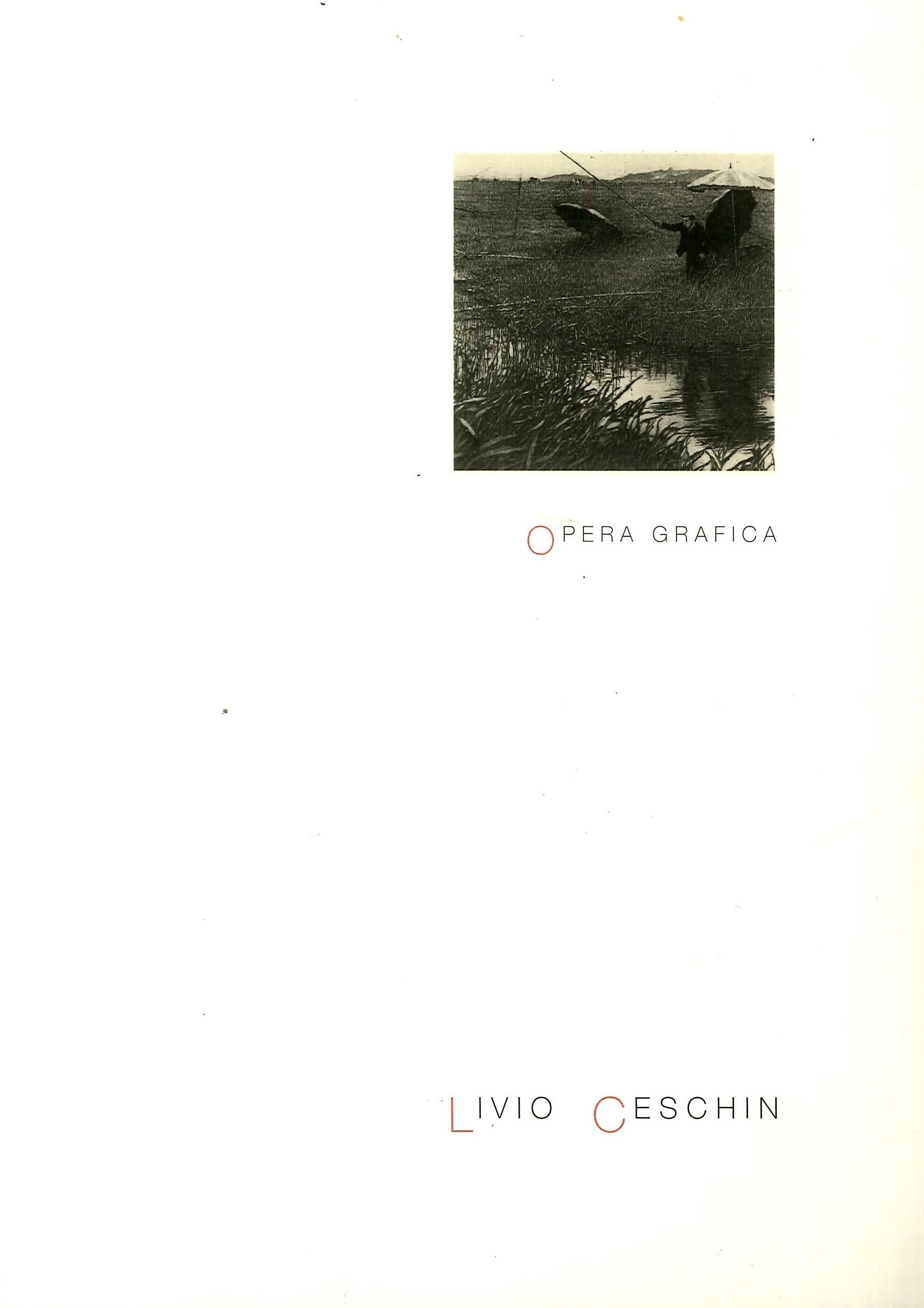 Livio Ceschin. Opera grafica