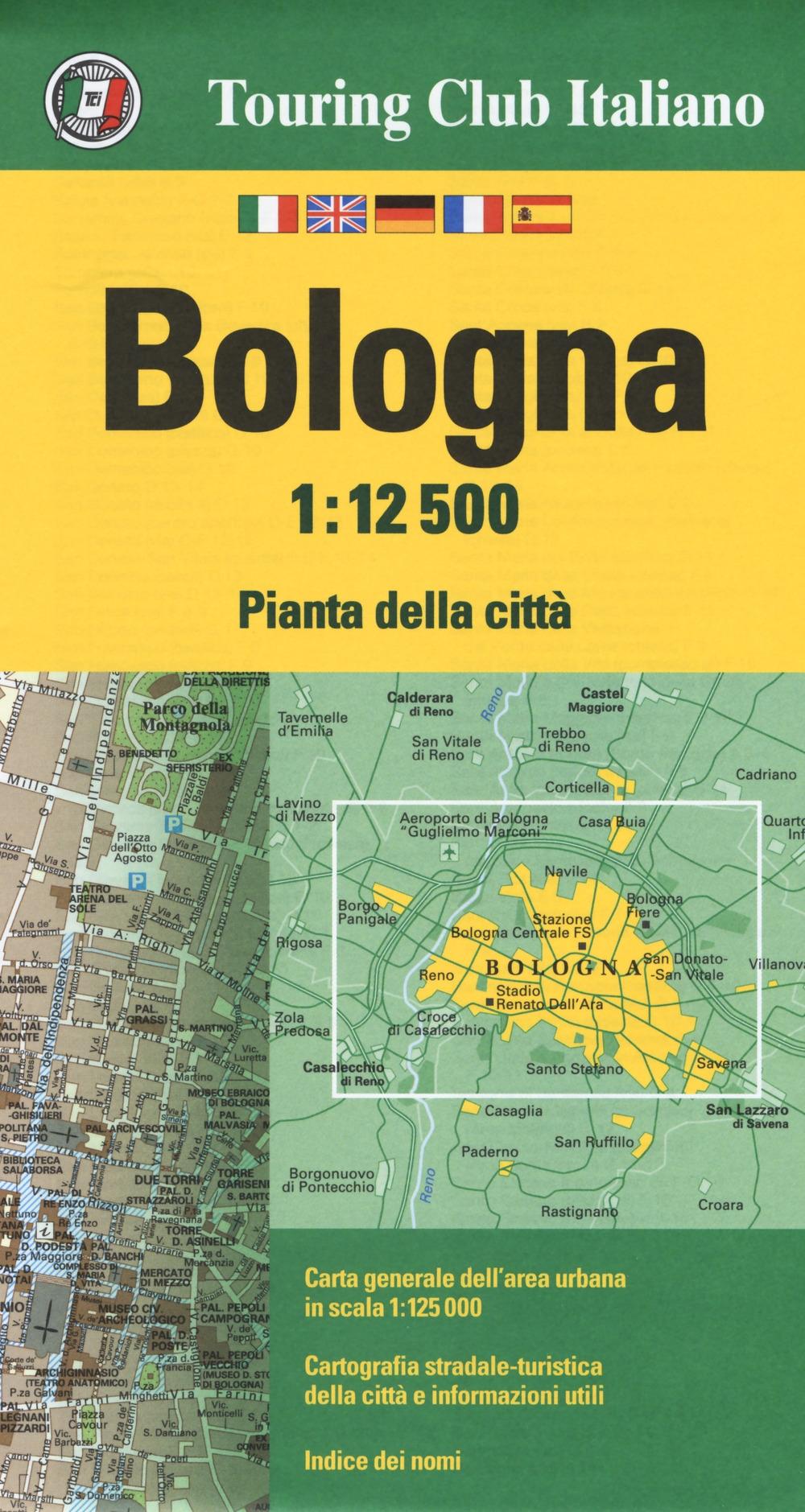 Bologna 1:12.500