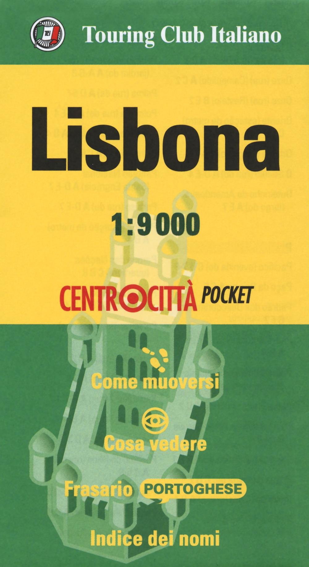 Lisbona 1:9.000