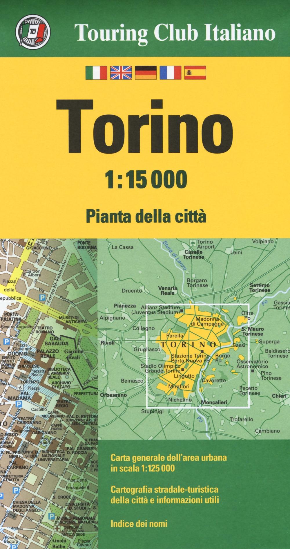 Torino 1:15.000