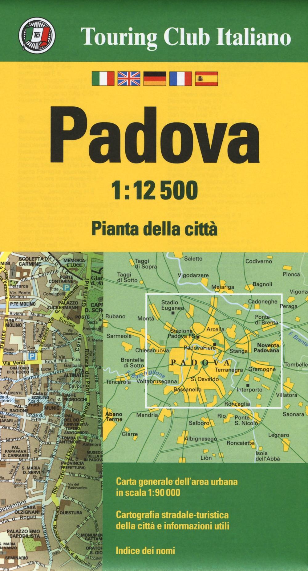 Padova 1:12.500