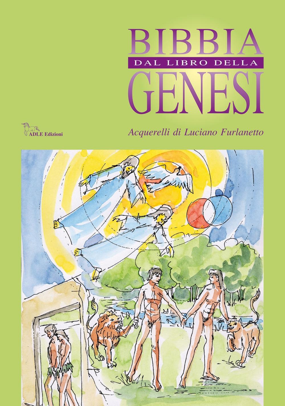 Bibbia dal libro della Genesi