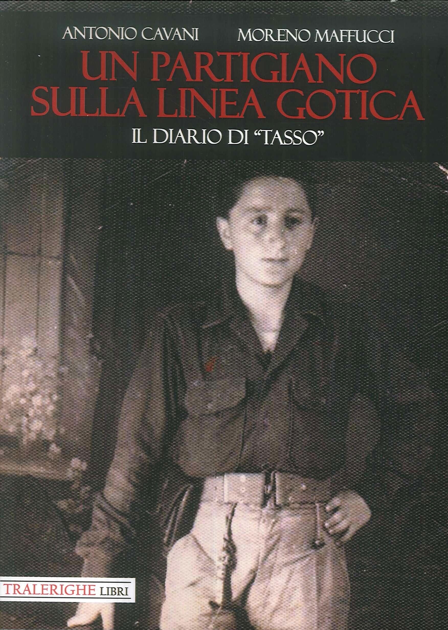 Un partigiano sulla Linea Gotica. Il diario di
