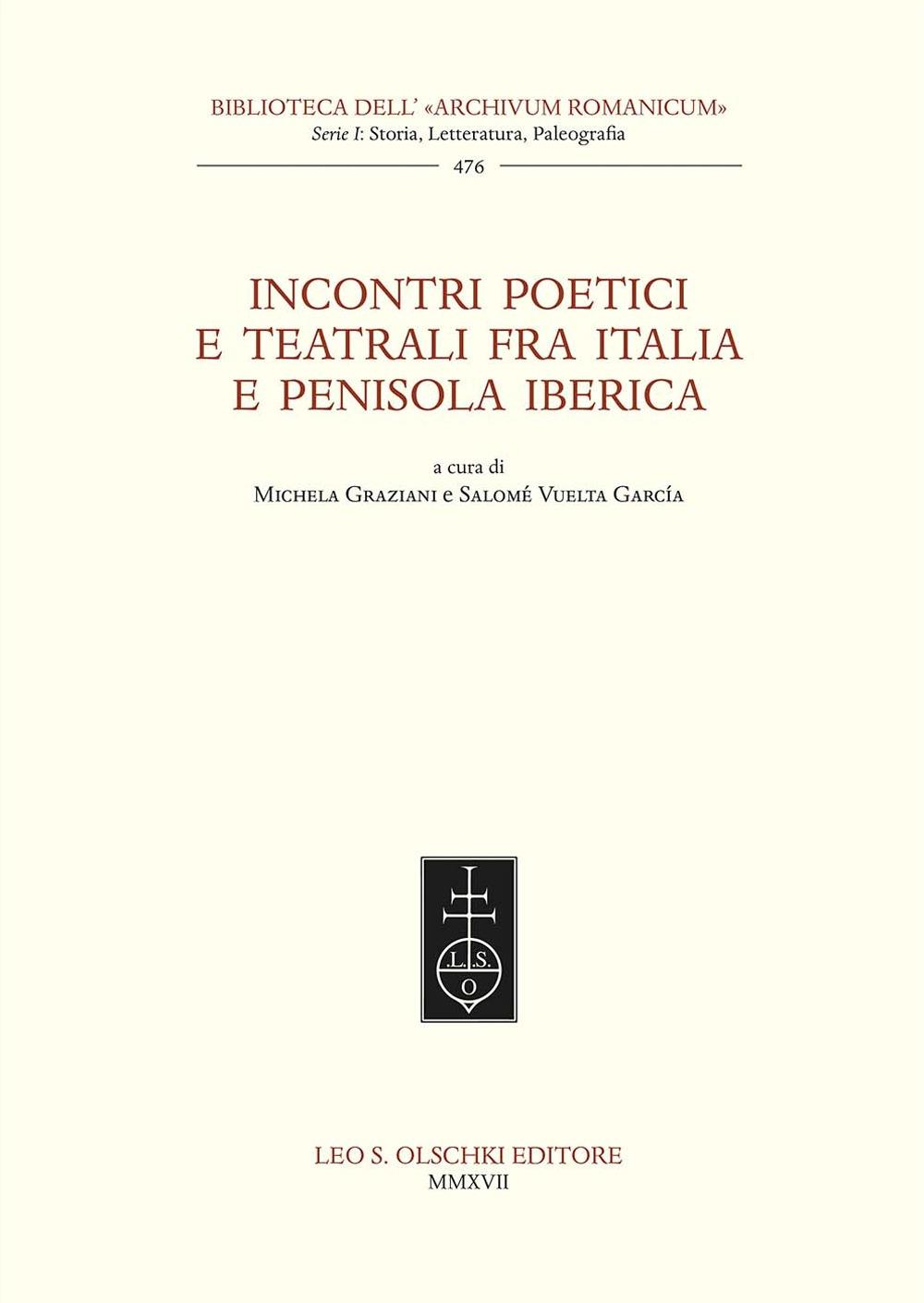 Incontri poetici e teatrali fra Italia e Penisola Iberica.
