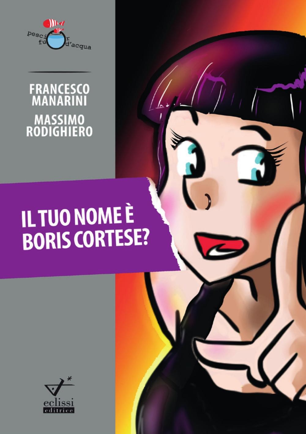 Il tuo nome è Boris Cortese?